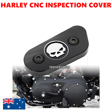 Motorcycle CNC Skull Inspection Cover Harley Sportster XL 883 1200 48 72 04-16