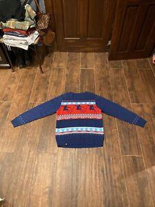 Ski The East Mens Shredder Sweater Nordic
