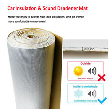 Sound Deadening Heat Barrier Insulation Mat Shield Thermal&Noise Damping 54