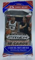 2020-21 Panini Prizm Draft Picks Basketball Cello Pack Fat Hanger! Sealed! NBA
