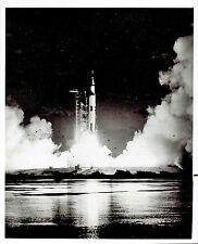 Vintage NASA Press Photo 1st Apollo/Saturn V Test Released Nov 9, 1967 (V3691)