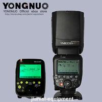YONGNUO ttl hss Flash speedlite YN600EX-RT II / YNE3-RT flash trigger  For Canon