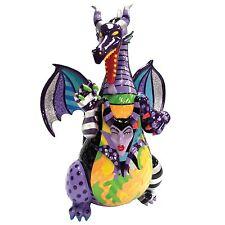 Disney by Romero Britto Maleficent Dragon Sleeping Beauty Figurine 27cm 4057163