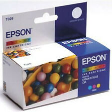 Epson T029 Color T029201 Genuine ink Cartridge For Stylus Series C60 C61 printer