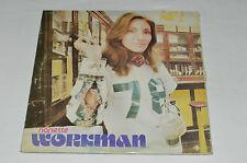 NANETTE WORKMAN Self-Titled LP 1976 Pacha Records Canada Vinyl DISCO FUNK VG/VG