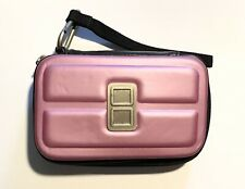 Official Nintendo DS Pink Semi Soft Shell Carrying Case