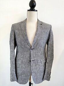 Van Heusen Jacket - Linen Jacket Size 38