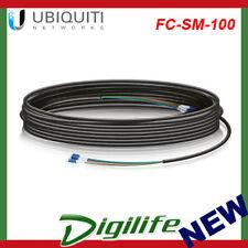 Ubiquiti Networks FC-SM-100 Single-Mode LC Fiber Cable - 30m FC-SM-100