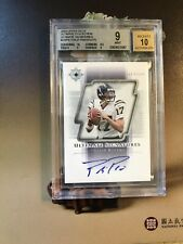 2004 Ultimate Collection Philip Rivers Autograph RC #/275 BGS 9 AUTO 10 Chargers
