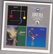 CHRIS REA The Tripple Album Collection 3CD Box Set
