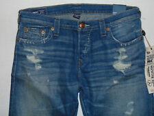 True Religion Cameron Slim Boyfriend  W31 L30 RRP £299 Ladies Blue Denim Jeans