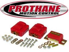 Prothane 7-1908 1998-2002 Camaro Firebird LS1 Motor & Trans Mount Kit Red Poly