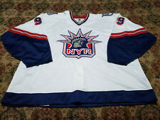 """GRETZKY NEW YORK RANGERS """"LADY LIBERTY"""" GERRY COSBY MADE AUTHENTIC NHL JERSEY."""