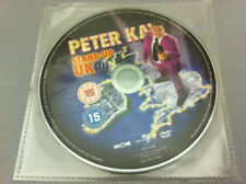 Peter Kay - Stand Up UK Ukay Comedy DVD R2 PAL - DISC ONLY in Plastic sleeve