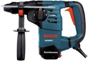 Bosch RH328VC-RT 1-1/8 in. SDS-plus Rotary Hammer