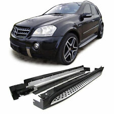 Step bar / running boards / side steps For Mercedes ML W164 05-11