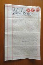 1901 INDENTURE ASSIGNMENT PROPERTY GAITSKELL ROAD ELTHAM