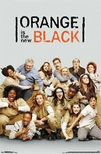 "ORANGE IS THE NEW BLACK - CAST PICTURE - 91 x 61 cm 36"" x 24"" TV SERIES POSTER"