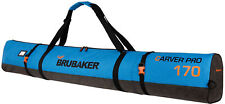 BRUBAKER Performance Ski Bag for 1 Pair of Skis and Poles - multiple colors