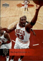 2006-07 Upper Deck Basketball #22 Michael Jordan Chicago Bulls