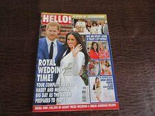 Hello Magazine 1533 : Meghan's Royal Wedding Week of Celebrations