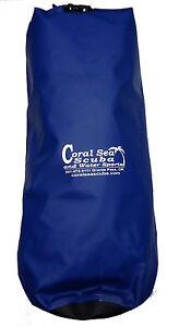 Coral Sea Scuba Diving Travel Dry Stuff Gear Bag 40 Liters DP2813