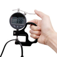 "Digital LCD Dickenmesser Dickenmessgerät Measuring Dicke Messer 0.01mm/0.00005"""
