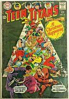 TEEN TITANS#13 VG 1968 DC SILVER AGE COMICS