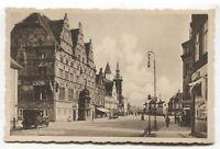 Aalborg - Osteraagade, street scene - old Denmark postcard