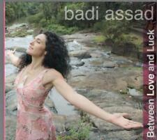 Badi Assad, Between Love and Luck; 14 track CD