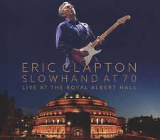 Slowhand at 70 - Live at The Royal Albert Hall[2 CD/DVD Combo], Very Good DVD, E