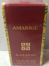 AMARIGE BY GIVENCHY 1 oz. EDT SPRAY FOR WOMEN NEW IN SEALED BOX