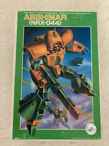 Retro Bandai Gundam Z Asshimar (NRX-044)1:220 Scale Model Kit Series No.28