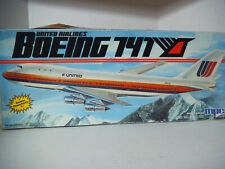 Boeing 747 United airline, MPC 1:144,(VARY RARE, COLLECTION)