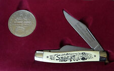 1980 SCHRADE USA Snap-On 60th Anniversary Knife SO-1 NEW Old Timer Stockman 8OT