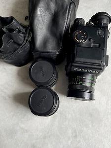 rolleiflex Sl2000F KIT camera+lenses rollei