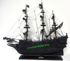 "Flying Dutchman Museum Quality Tall Ship Model 38"" Handcrafted Wooden Model NEW"