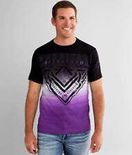 American Fighter by Affliction Short Sleeve T-Shirt Mens PARKSIDE Purple