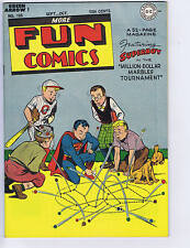 More Fun Comics # 105 DC Pub 1945