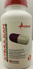 STIMULEAN WEIGHT LOSS & ENERGY FROM FAT-45 CAPSULES PER BOTTLE