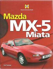 MAZDA MX5 MX-5 MIATA MK1 MK2 MK3 1989-2009 GUIDE TO PURCHASE & MODIFICATION BOOK