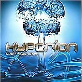 Hyperion - Drop Psychosis CD Album