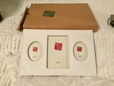 Russ Porcelain Wedding, or special love occasion Frame New in Box