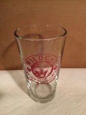 Wildcat Brewing Co Pint Beer Glass
