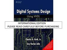 Digital System Design Using VHDL, 2nd ed. by Charles H. Roth & Lizy Kurian John