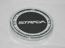 NEW STRADA PERFETTO MODA WHEEL RIM CENTER CAP 81192085F-1 PD-CAP-STRADA C-225-1