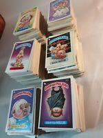 1980's Garbage Pail Kids Random Lot 35 Cards Original Series 2-10 Free Shipping!