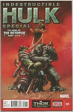 Indestructible Hulk #001 : Marvel Comics