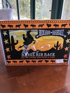Buckaroo Barbeque Range Rib Rack