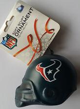 68dd2e47641 Houston Texans Logo NFL Football Squish Helmet Holiday Christmas Tree  Ornament